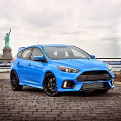 Ford Focus RS 2016 in New York enthüllt