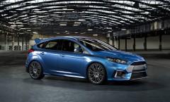 Nowy Ford Focus RS z napędem na cztery koła i mocą ponad 320 KM