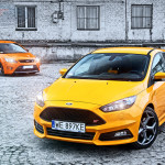 Ford Focus ST comparision Fronts 04