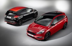 Limited Edition of Red & Black Focus Strengthens Ford Position!