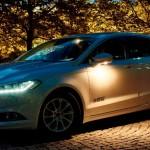 Ford Smart Lighting