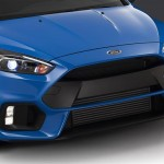 Front bumper of Ford Focus RS 2016