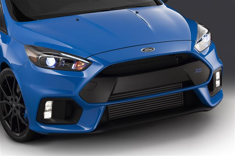 Ford Focus RS 2016 - price, performance and specifications