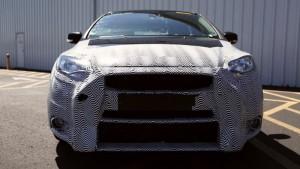 Ford Focus RS Przód Epizod 3