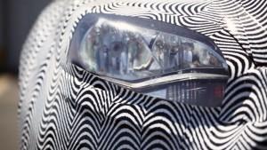 Ford Focus RS przednia lampa epizod 3