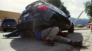 Ford Focus RS naprawa Arizona