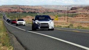 Ford Focus RS tests episode 3
