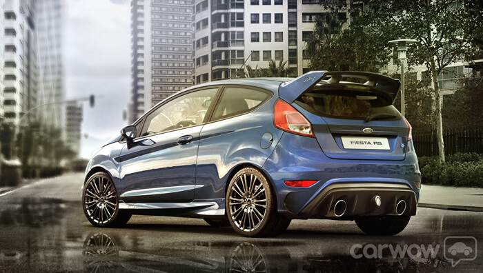 Ford Fiesta Rs Is Coming Already In 2017 Ford Focus St
