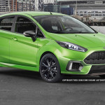 07 Ford Fiesta RS 2016 Visual