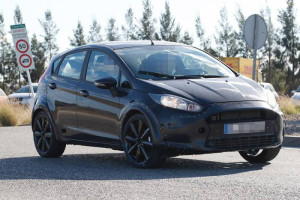 11 Spy photo 2017 Ford Fiesta RS