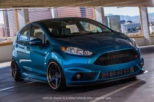 Ford SEMA 2015 Fiesta ST