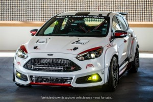 Ford SEMA 2015 White Focus ST Rally
