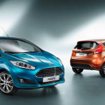 Ford Fiesta with 1.0 liter engine