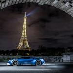 Ford GT Eiffel Tower