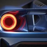 Ford GT Tylne światła