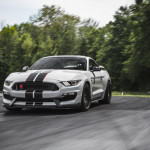 2016 Ford Mustang Shelby GT350R Track