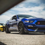 2016 Ford Mustang Shelby GT350R Dzień na torze