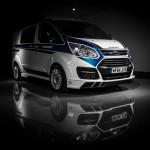 Ford Transit M Sport Carlex Design