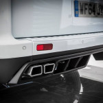 Ford Transit M-Sport Dual Exhaust