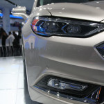 Ford Fusion Mondeo Sport 2017 AWD