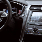 Ford Fusion - Mondeo Sport mk5 2016 Interior Details