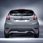 Ford Fiesta ST200 Back