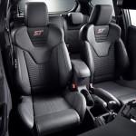 Ford Fiesta ST200 Interior Recaro Seats