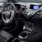 Ford Fiesta ST200 interior