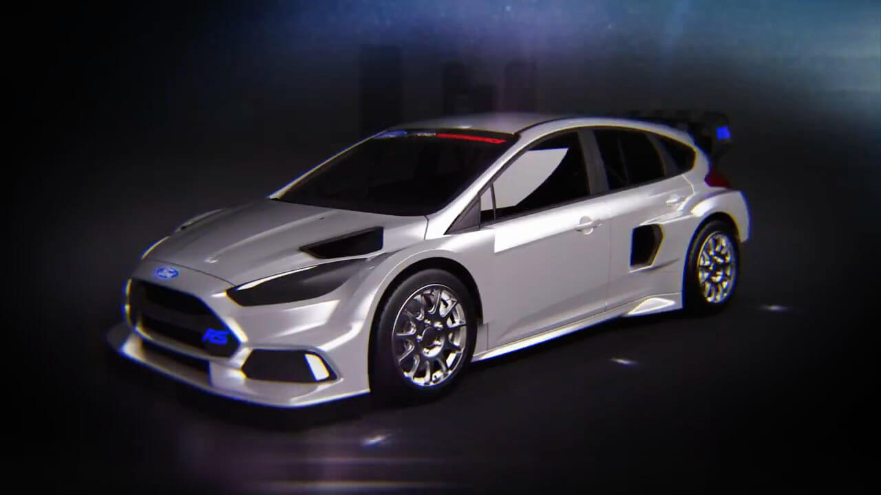 Gymkhana 9 With New Ford Focus Rs Rx 600 Hp And 900 Nm