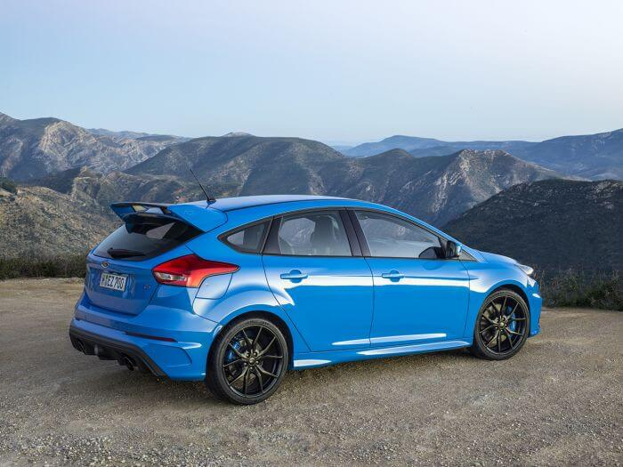 9 facts you need to know about ford focus rs 2016. Black Bedroom Furniture Sets. Home Design Ideas