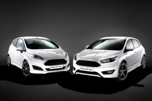 Ford ST-Line Fiesta and Focus