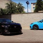 Auto Nobile Instagram Focus RS i Mustang 2016