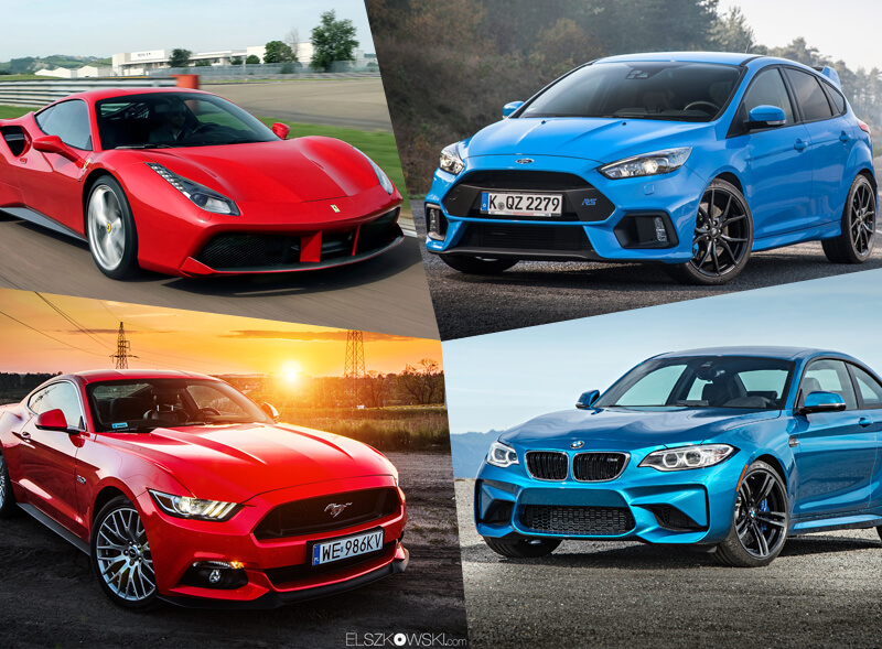 The 10 Best Cars of 2015/2016 According to Jeremy Clarkson!