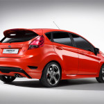 Ford Fiesta ST 5-door Back