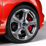 Ford Fiesta ST 5-door Wheel