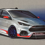 Ford Focus RS Roush SEMA 2016
