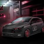 Ford Focus ST SEMA 2016