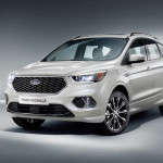 Ford Kuga Vignale geneva Przód