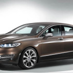 Ford Mondeo Vignale Front