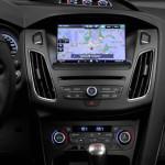 Nowy Ford Focus ST Nawigacja