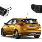 Kamera i czujniki parkowania