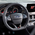 ford fiesta st 2018 details interior dashboard