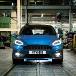 ford fiesta st 2018 front