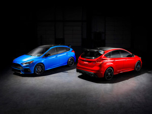 2018 ford focus rs wersja limitowana