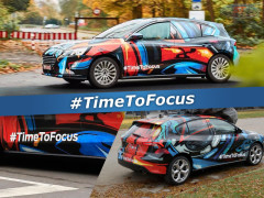 New 2018 Ford Focus #TimeToFocus