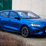 01-2 Ford Focus ST-Line mk4 2018 Side