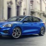 01 Ford Focus ST-Line mk4 2018 Side