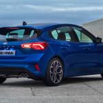 15-1 Ford Focus ST-Line mk4 2018 Back