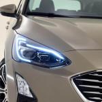 22 Ford Focus Titanium mk4 2018 Head lamps