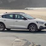 31-1 Ford Focus Active mk4 2018 Back
